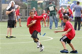 NFL PLAY60 Youth Football Festival &amp; NFL Kickoff Village