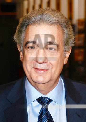 Placido Domingo has tested positive for Coronavirus - 3/24/20