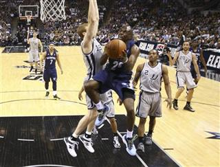 Quincy Pondexter, Matt Bonner