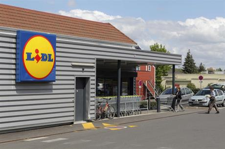 Lidl US Stores