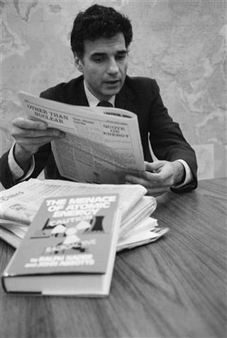 Ralph Nader On Atomic Energy 1977