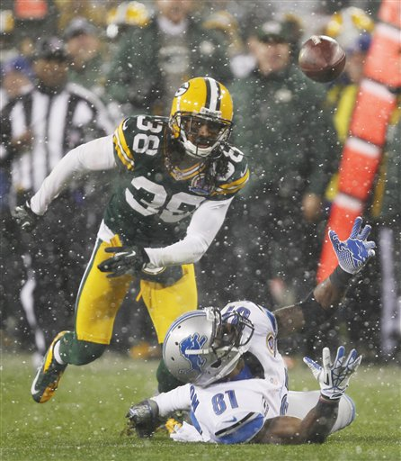 Calvin Johnson, Tramon Williams