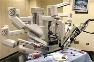 Robotic Hysterectomies