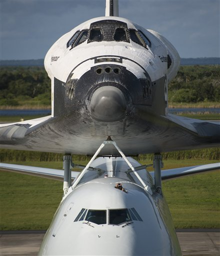 Space Shuttle-Last Stop