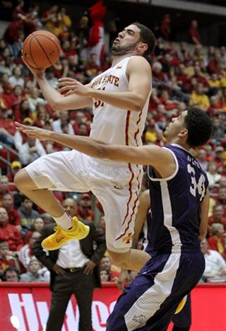 Georges Niang, Kenrich Williams