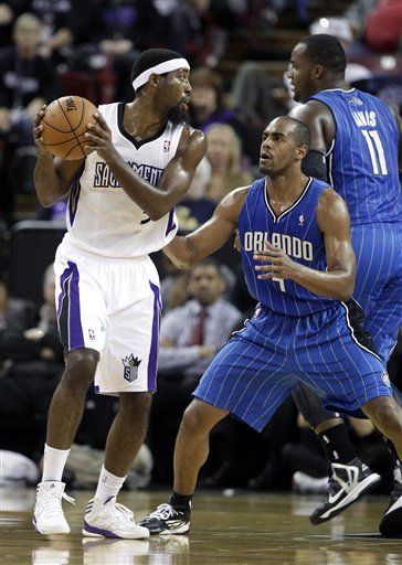 John Salmons, Arron Afflalo