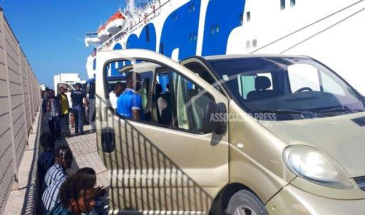 Open Arms: 24 minors all males disembarked