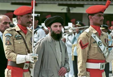 Afghanistan Warlord Wants Peace
