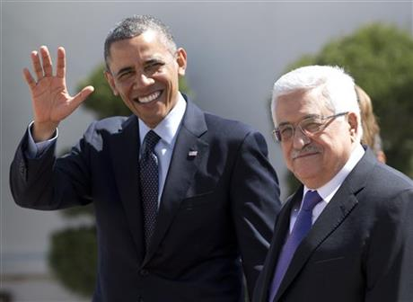 Mahmoud Abbas, Barack Obama