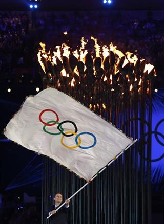 London Olympics Closing Ceremony