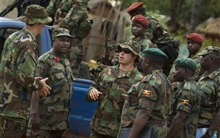 Central Africa Kony