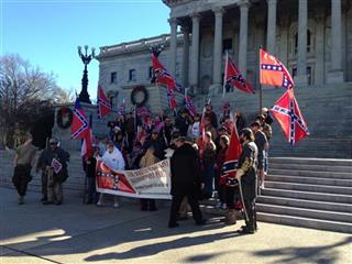 Confederate Flag-Rallies