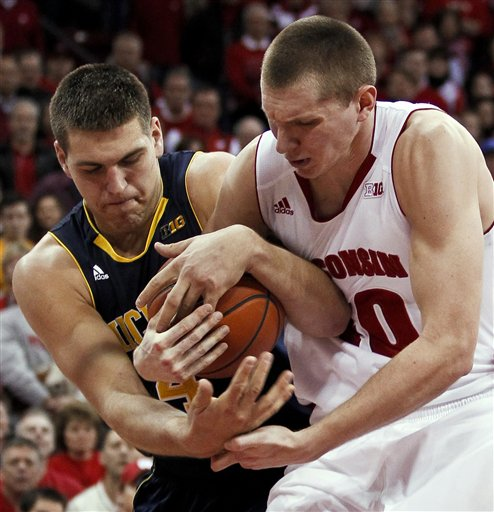 Mitch McGary, Jared Berggren
