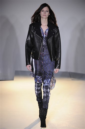 Fashion Week Edun Fall 2013
