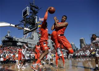 Michael Carter-Williams, James Southerland