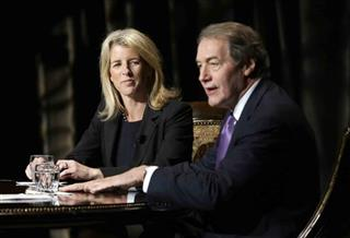 Rory Kennedy, Charlie Rose