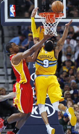 Andre Iguodala, Terrence Jones