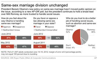 AP SAME SEX POLL