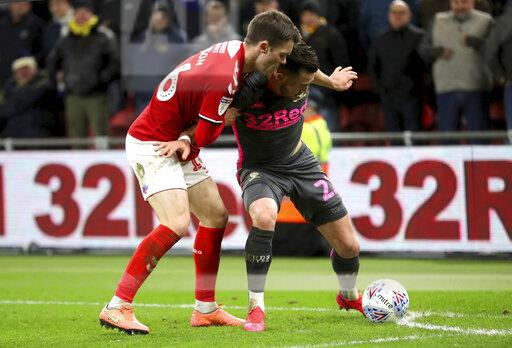 Middlesbrough v Leeds United - Sky Bet Championship - Riverside