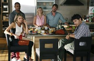 DAMON WAYANS JR., ELIZA COUPE, ELISHA CUTHBERT, ZACHARY KNIGHTON, ADAM PALLY