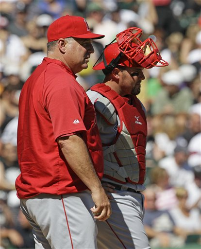 Mike Scioscia, Jerome Williams