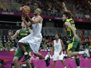 Tony Parker, Simas Jasaitis