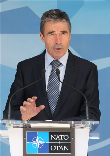 Anders Fogh Rasmussen 