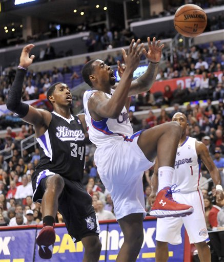 DeAndre Jordan, Jason Thompson
