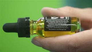 Electronic Cigarettes-Kid Poisonings