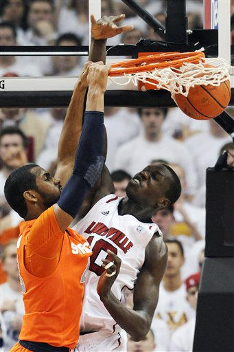Gorgui Dieng  James Southerland