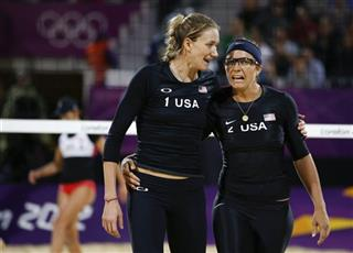 Kerri Walsh, Misty May-Treanor