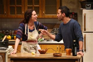 Food and Fadwa New York Theatre Workshop