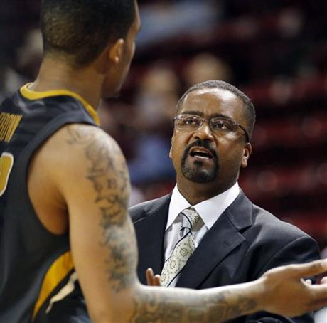 Frank Haith, Jabari Brown