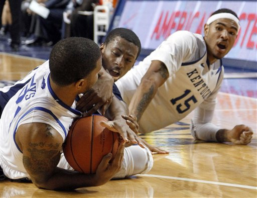 Julius Mays, Raijon Kelly, Willie Cauley-Stein