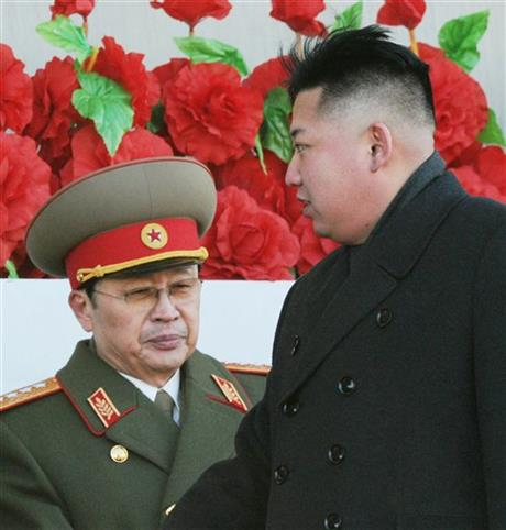 Kim Jong Un, Jang Song Thaek