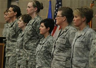 Women in Combat Minnesota