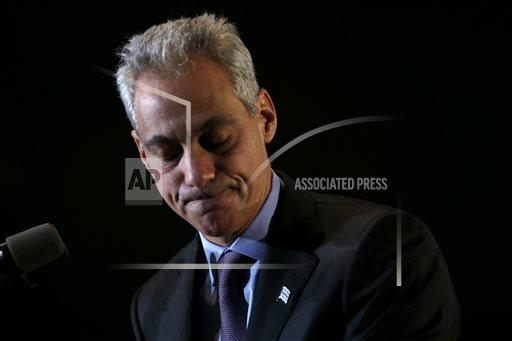 CORRECTION Chicago Mayor Election