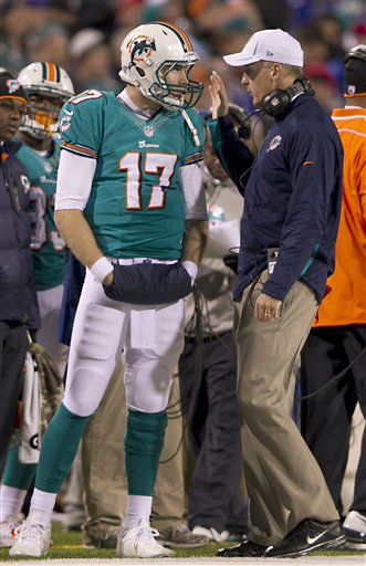 Ryan Tannehill, Joe Philbin