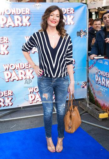 Wonder Park - gala film screening arrivals