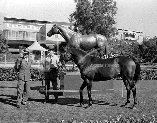 Associated Press Sports California United States Racing (animals) SEABISCUIT OWNER HOWARD WHEELER