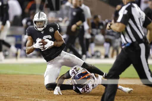 Raiders Goodbye Dirt Football