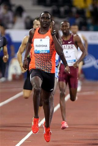 Rudisha Plan Athletics