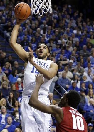 Karl-Anthony Towns, Jimmie Taylor