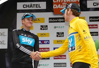 Bradley Wiggins, Michael Rogers