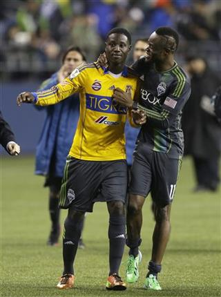 Eddie Johnson, Steve Zakuani