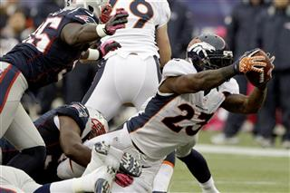 Willis McGahee, Chandler Jones