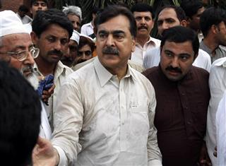 Yousuf Raza Gilani