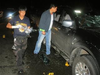 ADDITION Philippines Checkpoint Killings