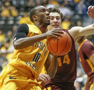 Loyola Ill Wichita St Basketball