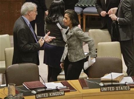 Mark Lyall, Susan Rice